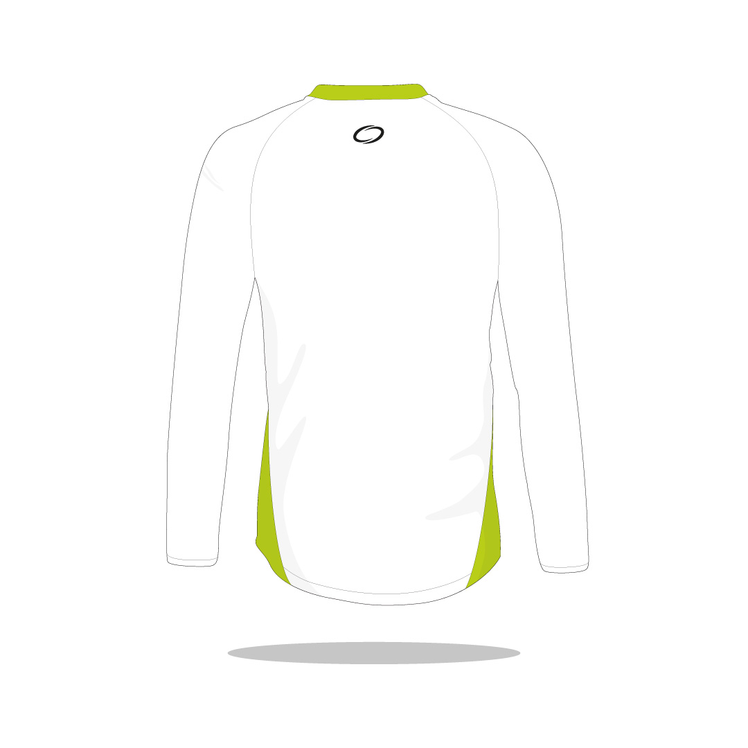 Base layer manches longues dos