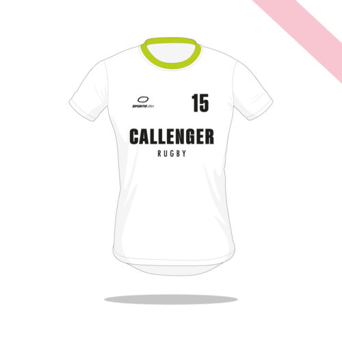 Maillot rugby Challenger devant