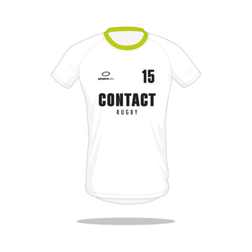 Maillot rugby Contact