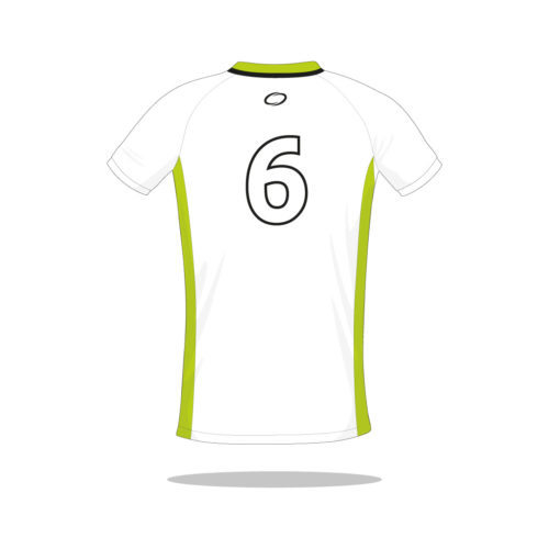 Maillot volley Carat dos